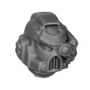 Warhammer 40k Bitz: Space Marines - Sternguard Veteran Squad - Head D Sergeant