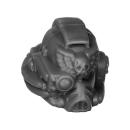 Warhammer 40k Bitz: Space Marines - Sternguard Veteran Squad - Head E MK IV