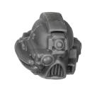 Warhammer 40k Bitz: Space Marines - Sternguard Veteran Squad - Head F