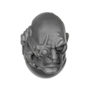 Warhammer 40k Bitz: Space Marines - Sternguard Veteran Squad - Head I Sergeant