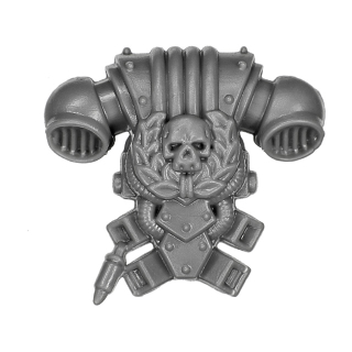 Warhammer 40k Bitz: Space Marines - Sternguard Veteran Squad - Backpack B