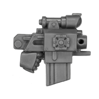 Warhammer 40k Bitz: Space Marines - Sternguard Veteran Squad - Weapon T - Storm Bolter I