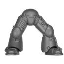 Warhammer 40k Bitz: Space Marines - Tactical Squad - Legs B
