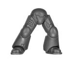 Warhammer 40k Bitz: Space Marines - Taktischer Trupp - Beine J