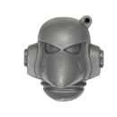 Warhammer 40k Bitz: Space Marines - Taktischer Trupp - Kopf B - MK VI
