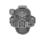 Warhammer 40k Bitz: Space Marines - Tactical Squad - Head G