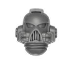 Warhammer 40k Bitz: Space Marines - Tactical Squad - Head H