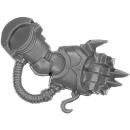 Warhammer 40K Bitz: Chaos Space Marines - Chaos Terminators - Power Fist A