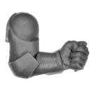 Warhammer AoS Bitz: CHAOS - Knights - Arm A - Left