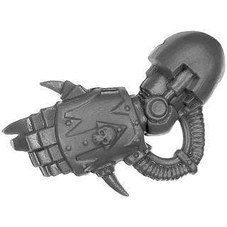 Warhammer 40K Bitz: Chaos Space Marines - Chaosterminatoren - Energiefaust B