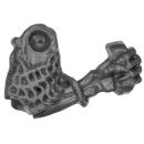 Warhammer AoS Bitz: VAMPIRE COUNTS - Black Knights - Arm D - Left