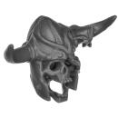 Warhammer AoS Bitz: VAMPIRE COUNTS - Black Knights - Head I - Black Knight