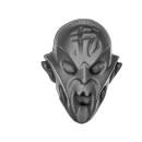 Warhammer AoS Bitz: DUNKELELFEN - 004 - Hexenkriegerinnen - Kopf L - Schlächterschwester