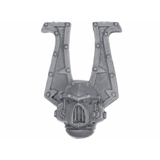 Warhammer 40K Bitz: Chaos Space Marines - Khorne Berserker - Kopf E