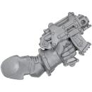 Warhammer 40K Bitz: Chaos Space Marines - Khorne Berzerkers - Bolt Pistol A