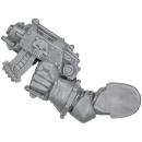 Warhammer 40K Bitz: Chaos Space Marines - Khorne Berzerkers - Bolt Pistol B