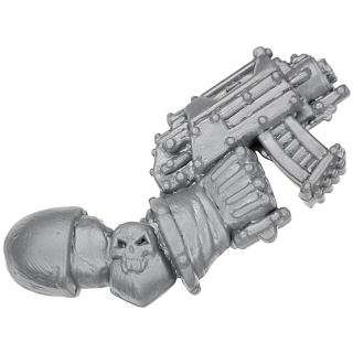 Warhammer 40K Bitz: Chaos Space Marines - Khorne Berserker - Boltpistole C