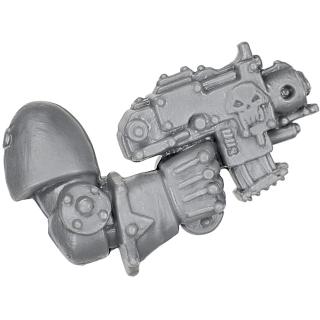 Warhammer 40K Bitz: Chaos Space Marines - Khorne Berserker - Boltpistole D