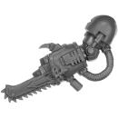 Warhammer 40K Bitz: Chaos Space Marines - Chaos Terminators - Chain Fist