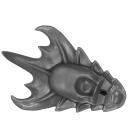 Warhammer 40K Bitz: Tyranids - Tyranid Warriors - Head Crest C
