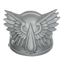 Warhammer 40k Bitz: Blood Angels - Death Company - Shoulder Pad N