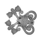 Warhammer AoS Bitz: ZWERGE - 002 - Hammerträger - Standartenspitze A - Hammerträger