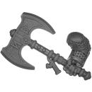 Warhammer AoS Bitz: ZWERGE - Eisenbrecher - Axt E - Rechts, Eisenbrecher, Eisenbart
