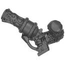 Warhammer AoS Bitz: ZWERGE - Eisenbrecher - Drachenpistole A - Rechts