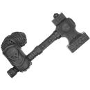Warhammer AoS Bitz: DWARFS - Ironbreakers - Hammer A - Right