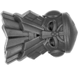 Warhammer AoS Bitz: DWARFS - Ironbreakers - Head I - Irondrakes