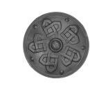 Warhammer AoS Bitz: ZWERGE - Eisenbrecher - Schild D -...