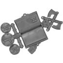 Warhammer AoS Bitz: DWARFS - Ironbreakers - Standard A -...