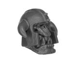 Warhammer AoS Bitz: ORRUKS - Orruks - Head H - Standard Bearer
