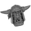 Warhammer AoS Bitz: ORRUKS - Orruks - Kopf I1 - Orkboss