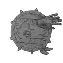 Warhammer AoS Bitz: ORRUKS - Orruks - Weapon G - Shield IV