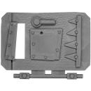 Warhammer 40k Bitz: Orks - Ork Battlewagon - Accessory H - Door