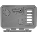 Warhammer 40k Bitz: Orks - Ork Battlewagon - Accessory I - Door