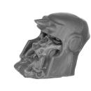 Warhammer 40k Bitz: Orks - Ork Battlewagon - Crew Head D