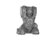 Warhammer 40k Bitz: Orks - Ork Battlewagon - Crew Torso B