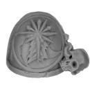 Forge World Bitz: Warhammer 40k - Astral Claws - Marine Shoulder Pads - Shoulder Pad D