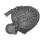 Forge World Bitz: Warhammer 40k - Astral Claws - Marine Shoulder Pads - Shoulder Pad G