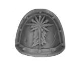 Forge World Bitz: Warhammer 40k - Astral Claws - Marine Shoulder Pads - Shoulder Pad J