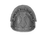 Forge World Bitz: Warhammer 40k - Minotaurs - Marine Shoulder Pads - Shoulder Pad C