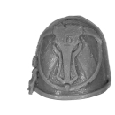 Forge World Bitz: Warhammer 40k - Minotaurs - Marine Shoulder Pads - Shoulder Pad I
