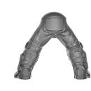 Warhammer 40k Bitz: Militarum Tempestus - Scions / Command Squad - Legs B
