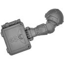 Warhammer 40k Bitz: Militarum Tempestus - Scions / Command Squad - Medic - Case