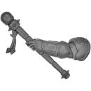 Warhammer 40k Bitz: Militarum Tempestus - Scions / Command Squad - Command Staff - Tempestor Prime