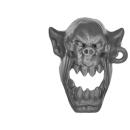 Warhammer AoS Bitz: ORRUKS - 002 - Boar Boys - Kopf A