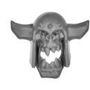 Warhammer AoS Bitz: ORRUKS - 002 - Boar Boys - Kopf G