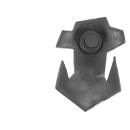 Warhammer 40k Bitz: Orks - Deff Dread - Accessory C - Symbol